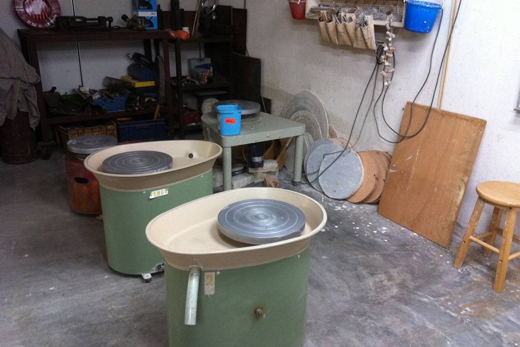 clay pot making machine