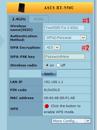 how to connect my pc to 5ghz