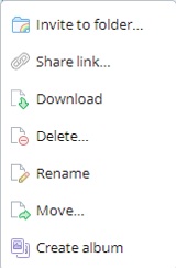 Share Link .. Dropbox