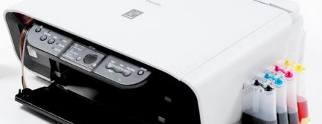 Modded Inkjet Printer