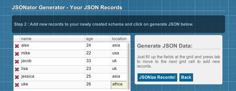 JSONator ver 1.0